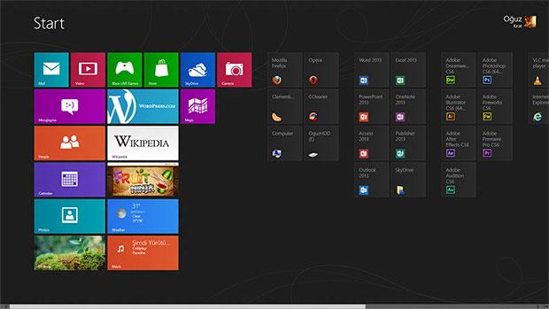 Windows 8, Microsoft'un Yeni İşletim Sistemi