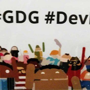 Bu seneki GDG Devfest: Javascript, Android ve Java